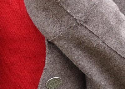 Jacke Appenzell Detail 3
