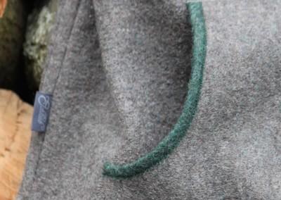 Walkpulli Bornholm Detail 1